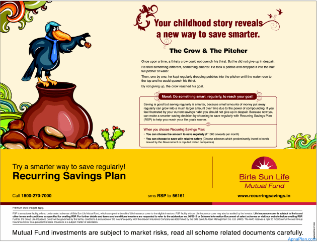 birla sunlife recurring saving plan
