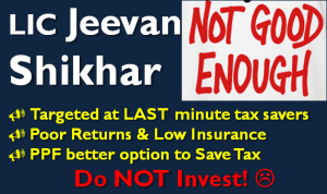 LIC Jeevan Shikhar - Review