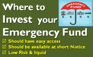 Where to Invest Emergency Fund?