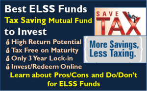 Best ELSS Funds to Invest