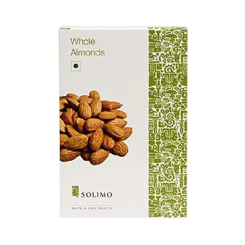 Solimo Almonds Amazon Brand