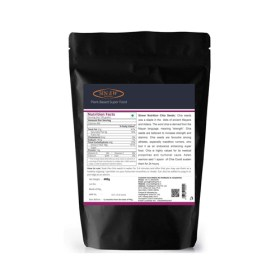 Sinew Nutrition Chia Seeds, Protein and Fiber, 400 g
