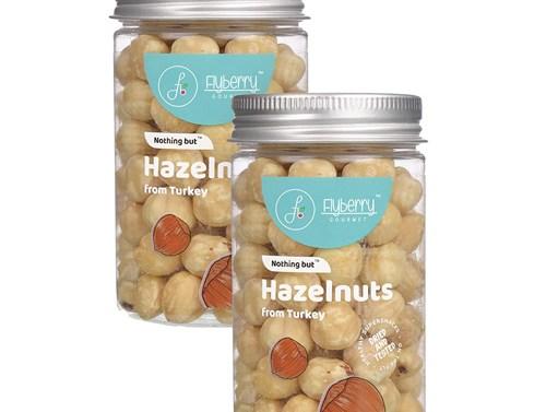 Flyberry Gourmet Premium Hazelnuts, 200g