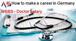 How to make a career in Germany MBBS - Doctor salary