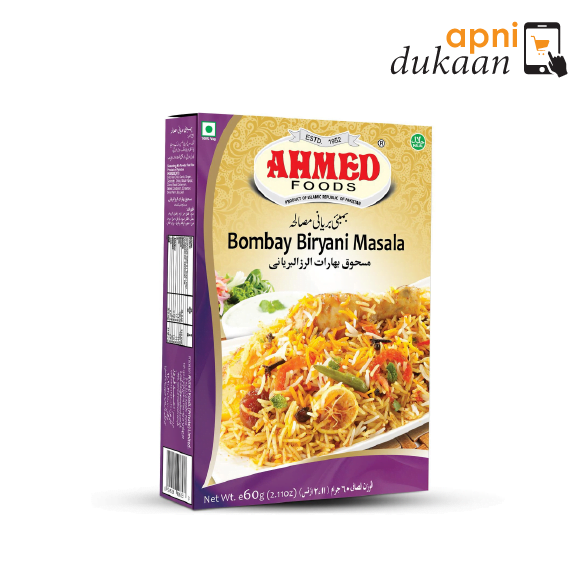 Ahmed Bombay Biryani 60gm