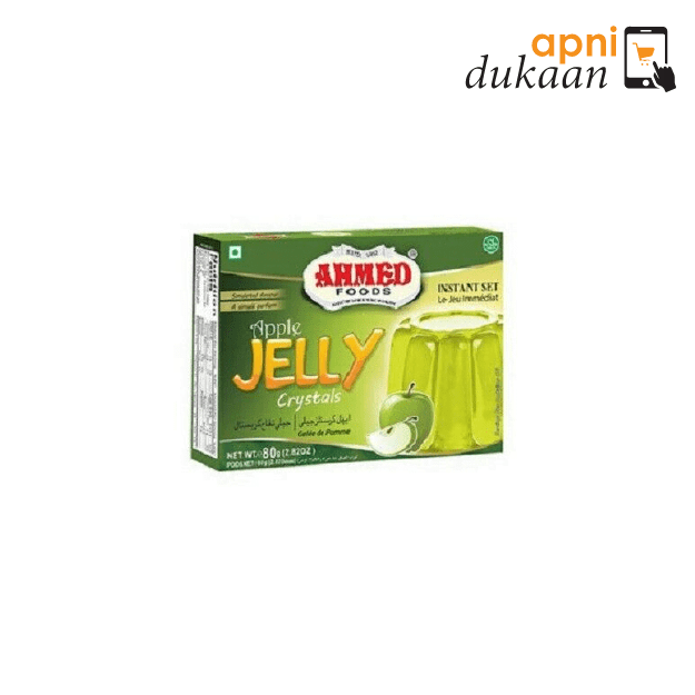 Ahmed Apple Jelly 85G