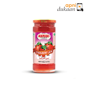 Ahmed Strawberry Jam 450 gm