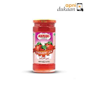 Ahmed Strawberry Jam 450 gm