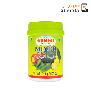 Ahmed mix Pickle in oil 1 Kg
