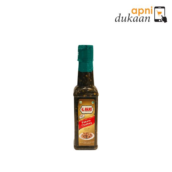 Al Hamd Pakora Chutney Sauce 330gm