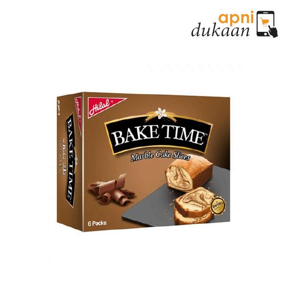 Bake time Marble Cake Slices 48gm – 6 packs