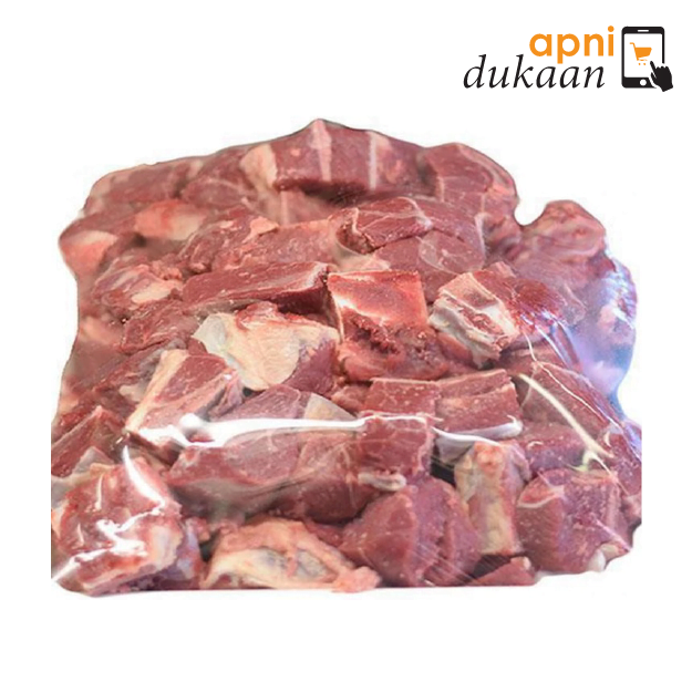 Beef Curry Pieces 1kg