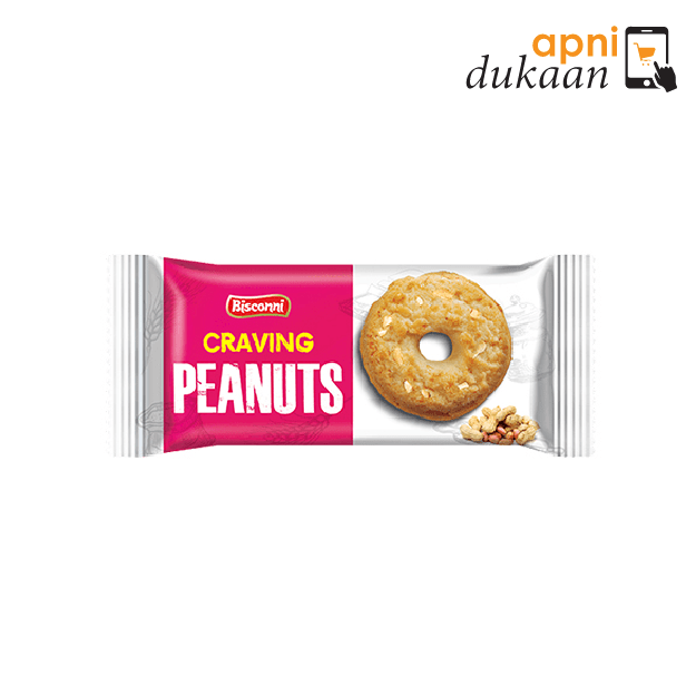 Bisconni Craving Peanut Cookies (96g)