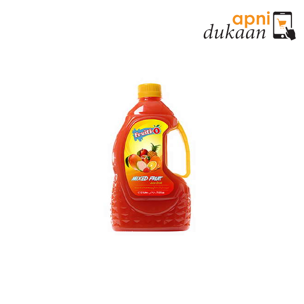 FRUITI-O Mix Fruit 2.1 Liter