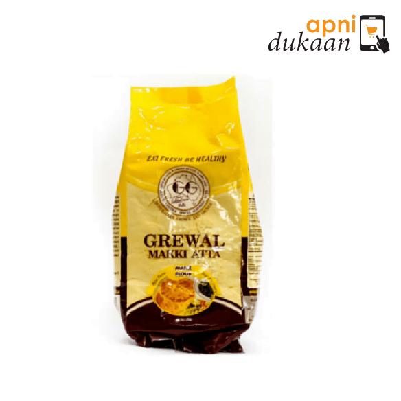 Grewal Makki Atta (maize Flour) 1 kg