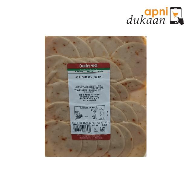 Hot Chicken Salami – 1 Kg