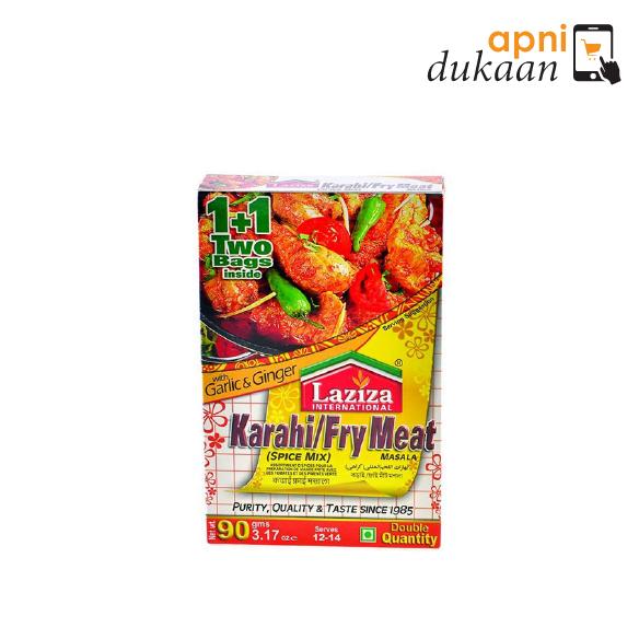 Laziza Karahi Fry Meat Masala 100 gm