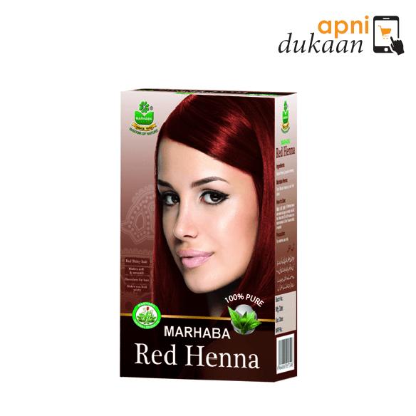 Marhaba Red Henna Powder 150gm