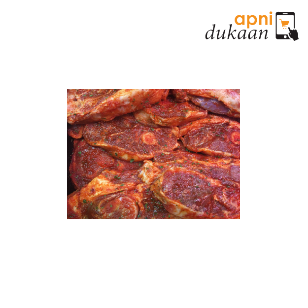 Marinated BBQ Chops 1 kg