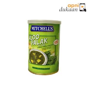 Mitchells Aloo Palak Ka Salan 425 gm