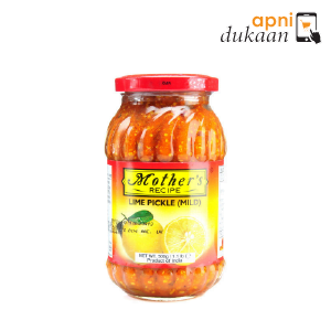 Mothers Lime Chilli (Mild) Pickle 500 gm