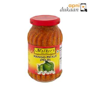 Mothers Mango Pickle (Mild) 500 gm