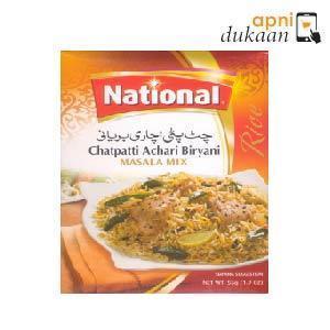 National Chatpati Achari Biryani – Twin Pack