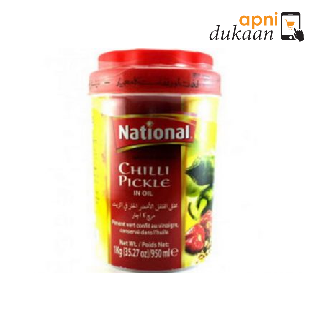 National Chilli Pickle 900G