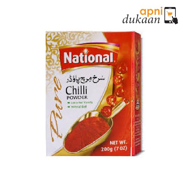 National Chilli Powder 220G
