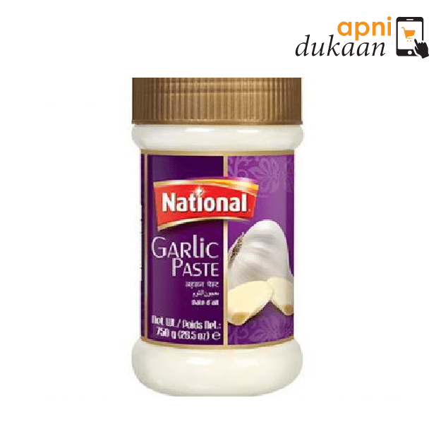 National Garlic Paste 300g