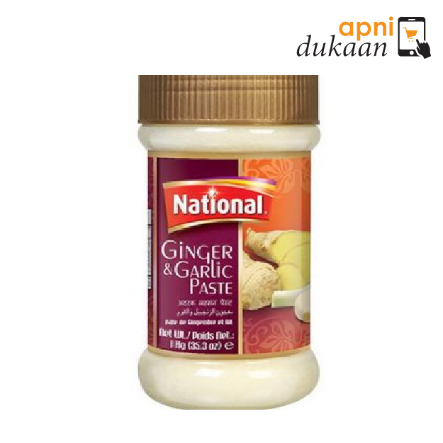 National Ginger Garlic Paste 300g