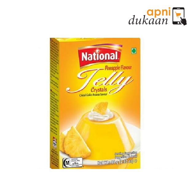 National Jelly Pineapple