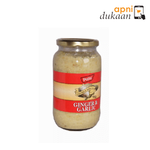 Pattu Ginger Garlic Paste 1 kg