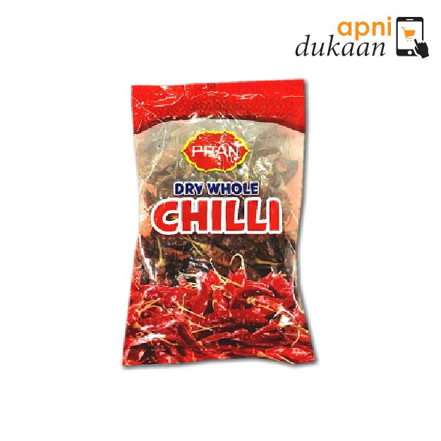 Pran Dry Whole Chilli 100g