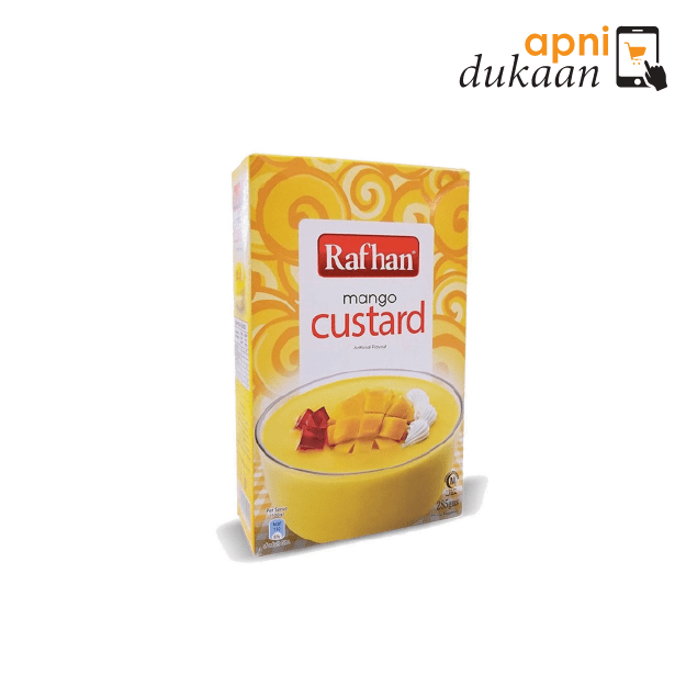 Rafhan Custard Powder – Mango 285g