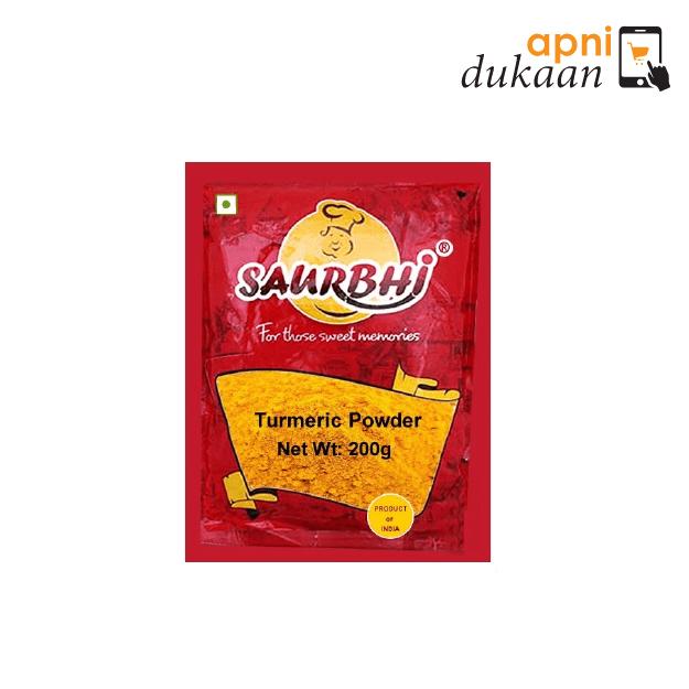 Saurbhi Turmeric Powder 200G