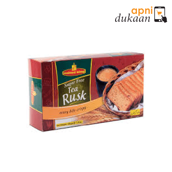 United King Sugar Free Tea Rusk 220gm