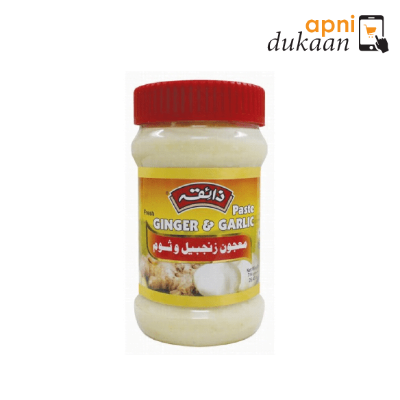 Zaiqa Ginger Garlic Paste 750 gm