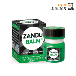 Zandu Balm Fast pain Relif cream 10 ml