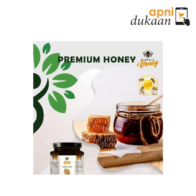 Rimedio Premium Honey 500gm