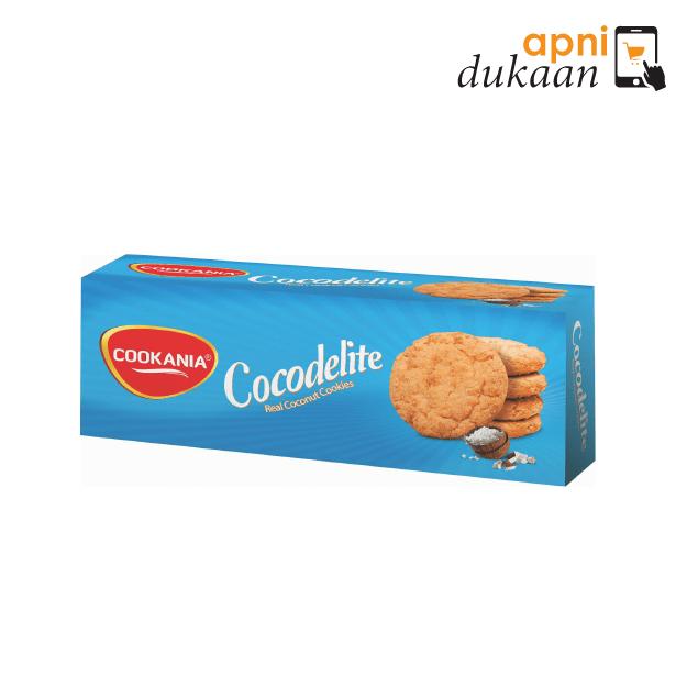 Cookania Cocodelite Biscuits