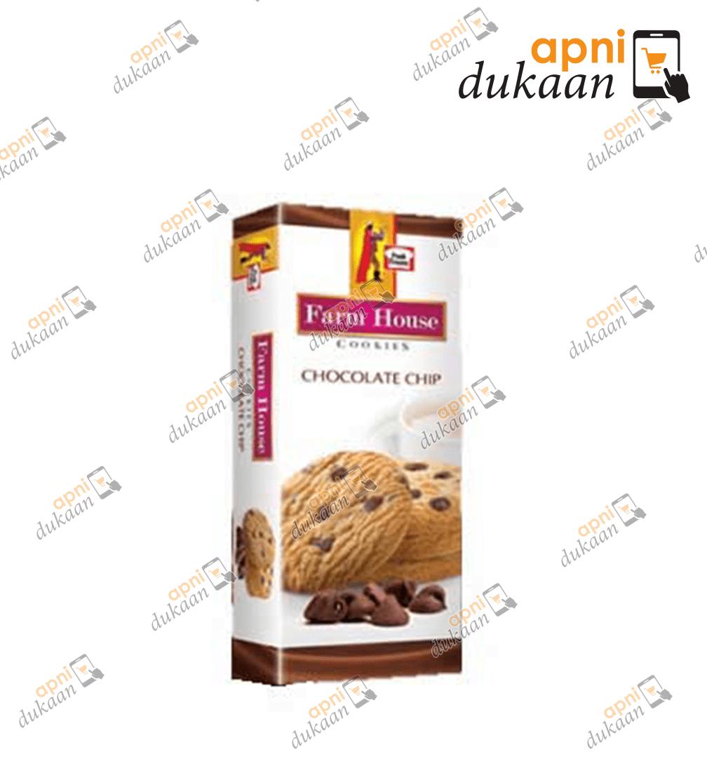 Ebm Choco Chip Biscuits 200g