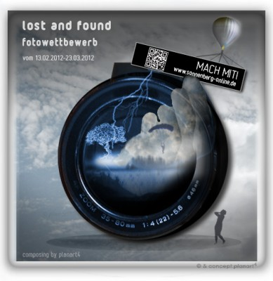 Lost and found, Fotowettbewerb in Chemnitz, 2012 Idee: planart4