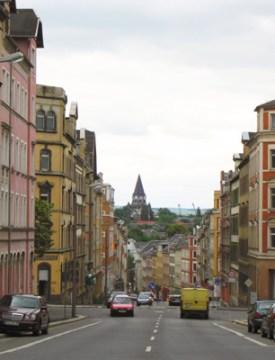 Chemnitz, Zietenstrasse von Detlef Apolinarski, www.apo-pro-blog.de