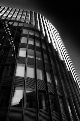 Architekturfotografie, Gebäude in Berlin