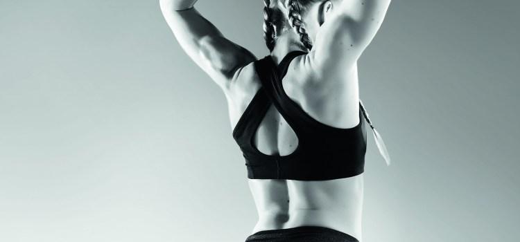 Leistungssteigerung mit Stickstoffmonoxid - sportliche Frau