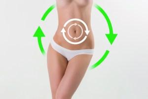 Gewichtsfalle-Darm