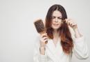 Was hilft bei Haarausfall?