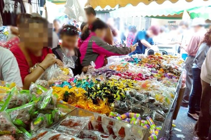 水湳市場糖果店 多種糖果餅乾零食秤重賣 年節喜慶家庭最愛 北屯糖果零售批發