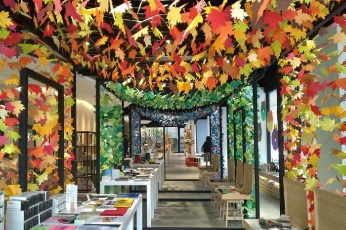 紙博館 紙的空間 台中親子旅遊景點,免費參觀各類紙材、紙種及手作素材,台中神岡景點